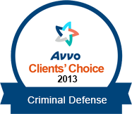 Avvo Clients Choice 2013